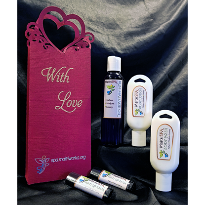 maitri SPA valentine gift bag